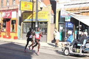Chicago Marathon-Pilsen Style