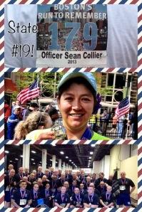 Boston's Run to Remember Half Marathon