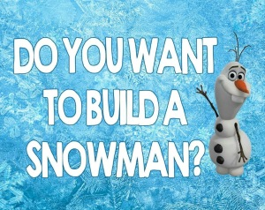 buildsnowman