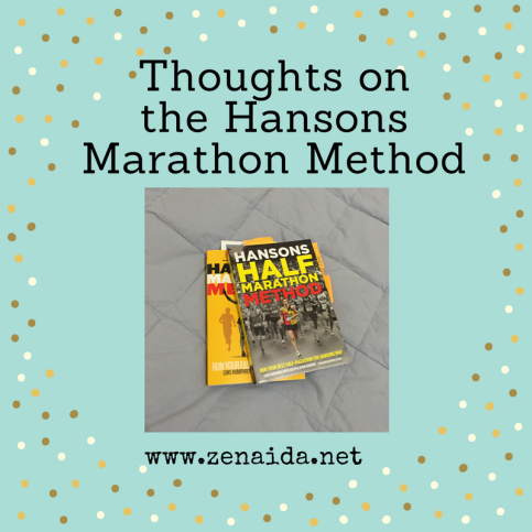 thoughtsonhansonsmarathonmethod